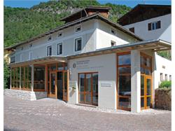Monte Corno Nature Park visitor centre
