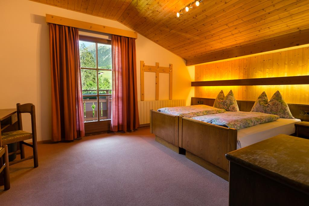 2-Bett Zimmer/Doppelzimmer