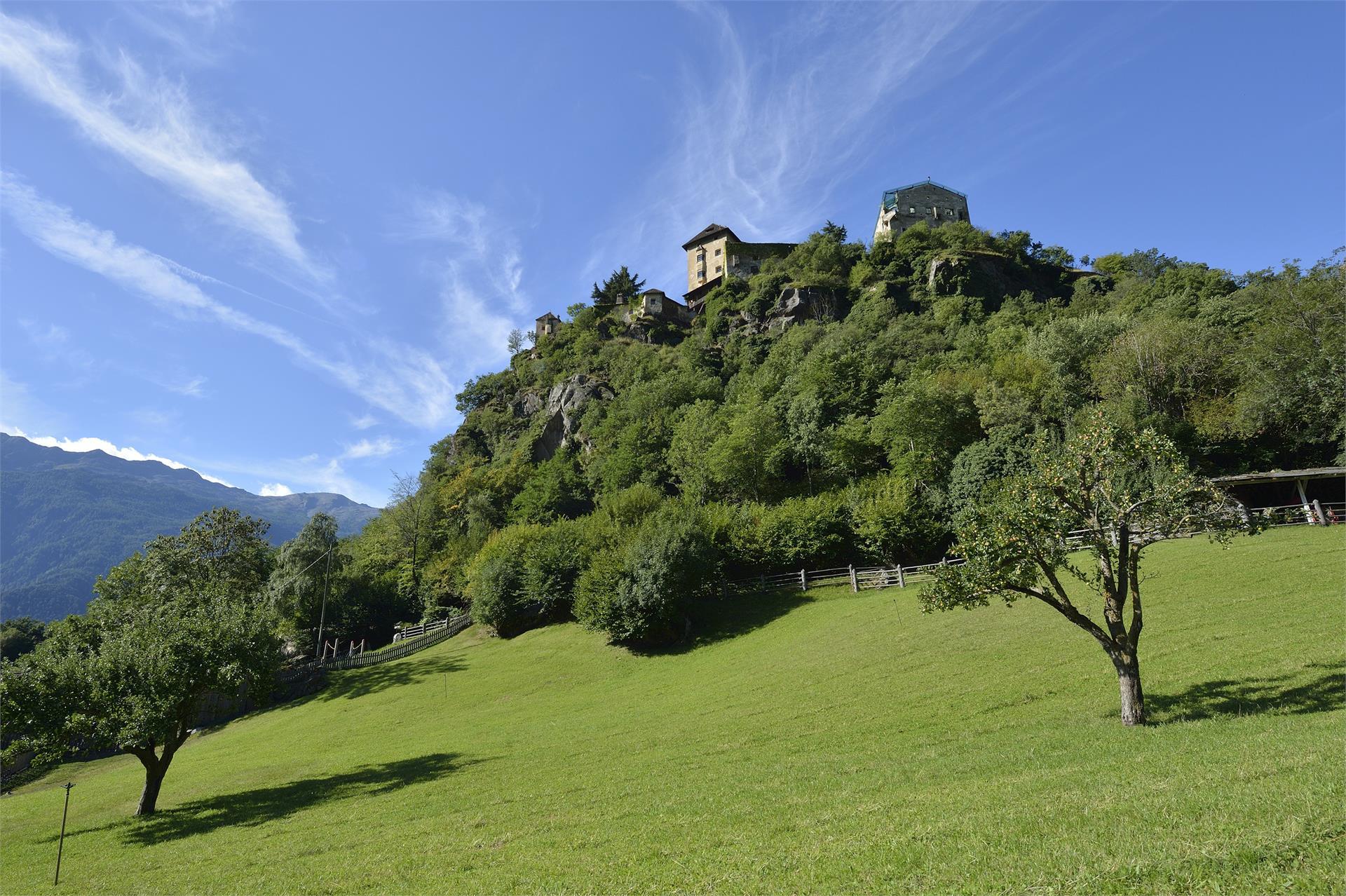 Climbing Park Juval