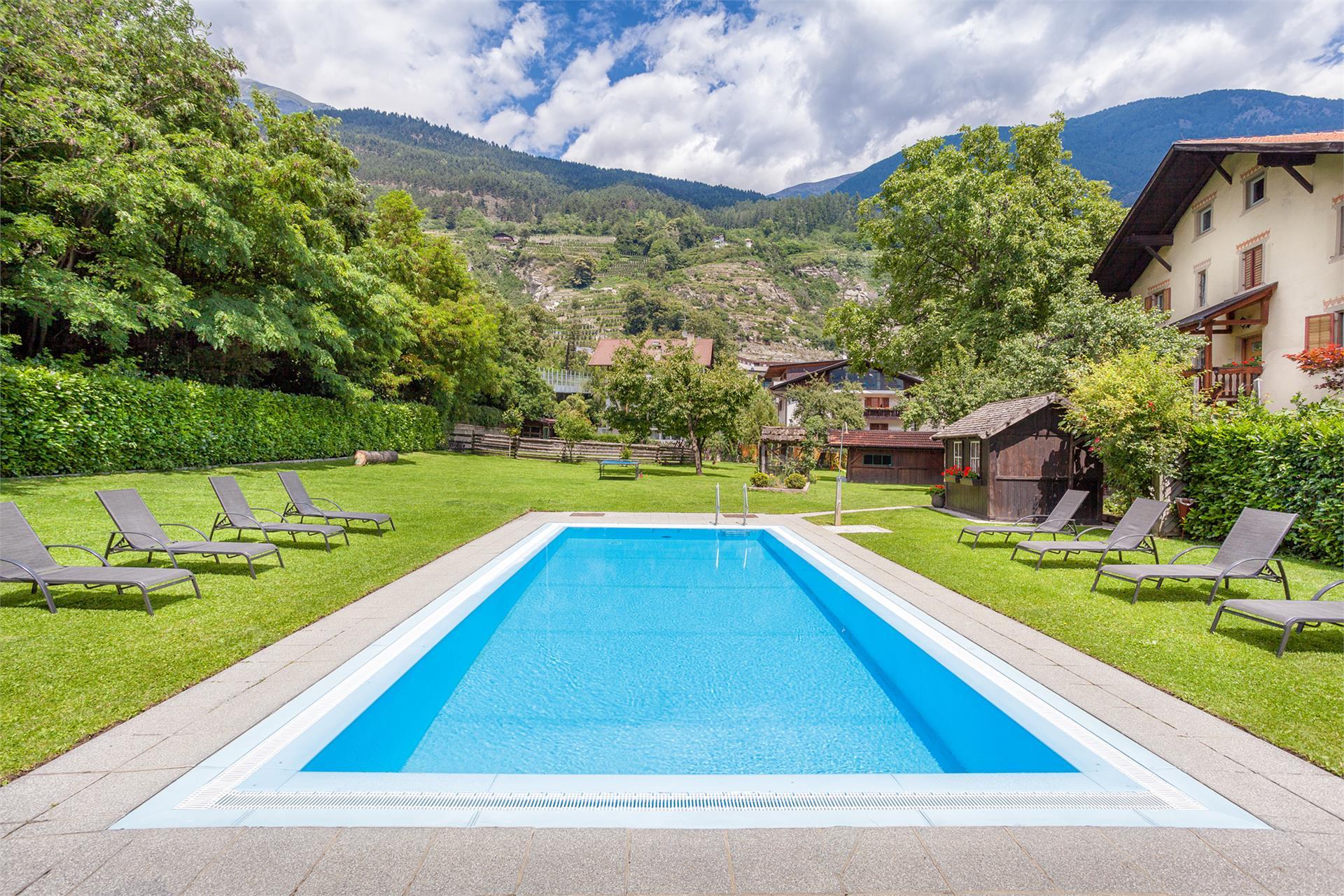 Residence Schnatzhof Schwimmbad