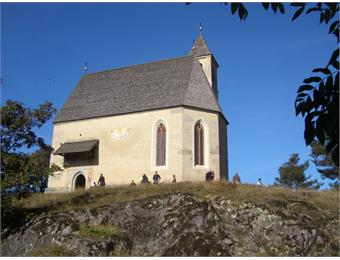 Church of St. Magdalena in Viums