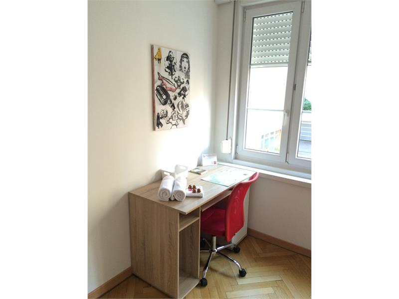 Alloggi Rosengarten Rooms