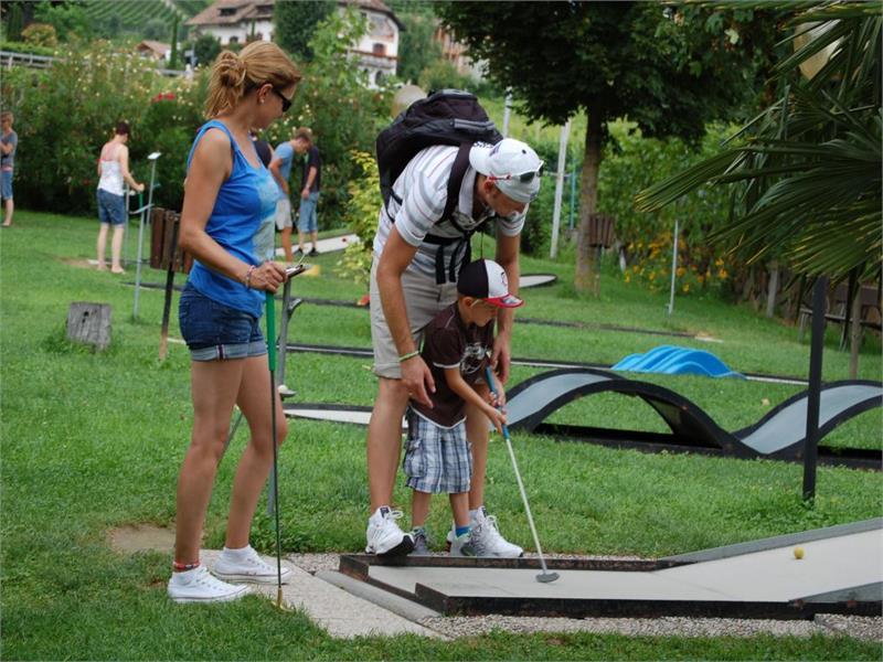 Minigolf Caldaro