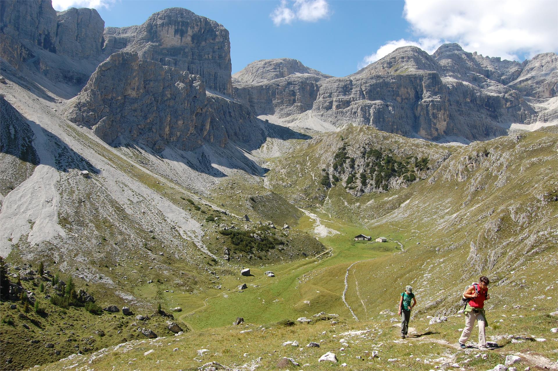 Escursione estiva: Lungiarü - Muntcörta - Antersasc