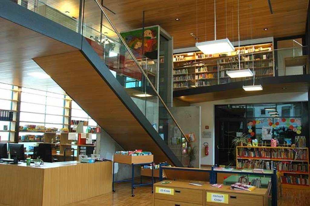 Bibliothek Marling