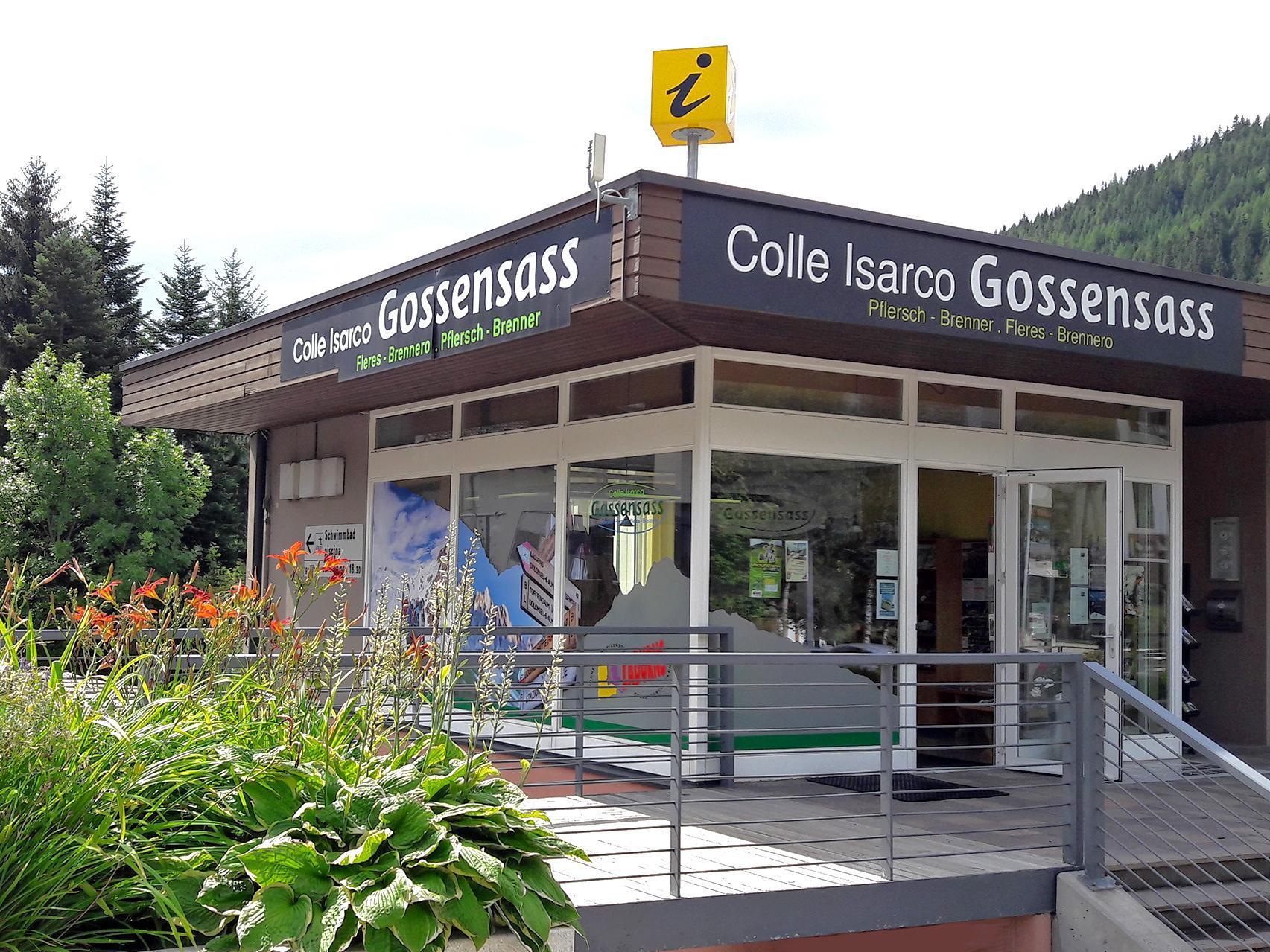 Info Gossensaß Colle Isarco