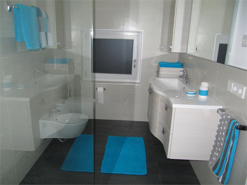 Badezimmer Ferienwonung