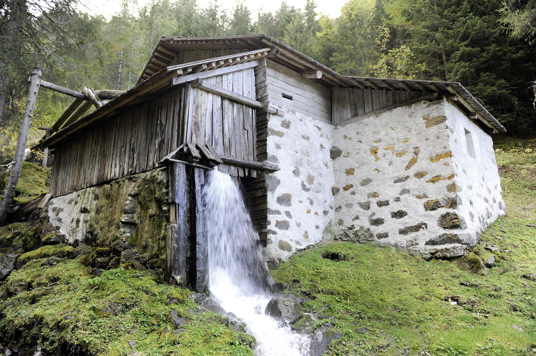 Mills in Pufels/Bulla