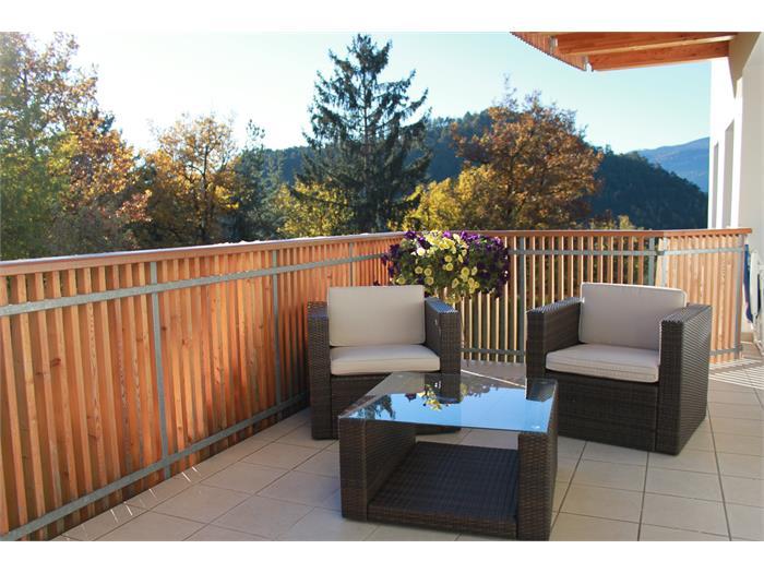 apartment C - terrace