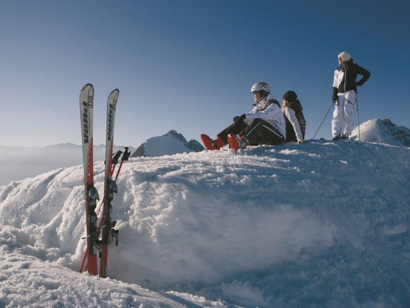 Ski area San Vigilio