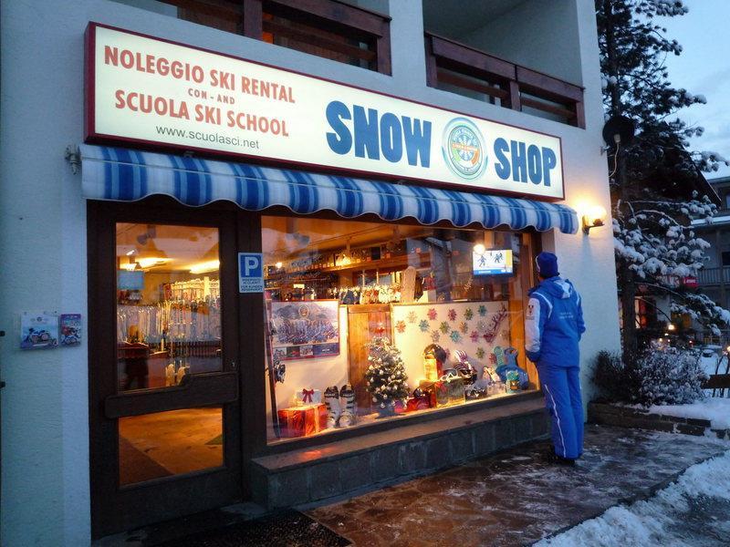 Snow Shop Ski Rental