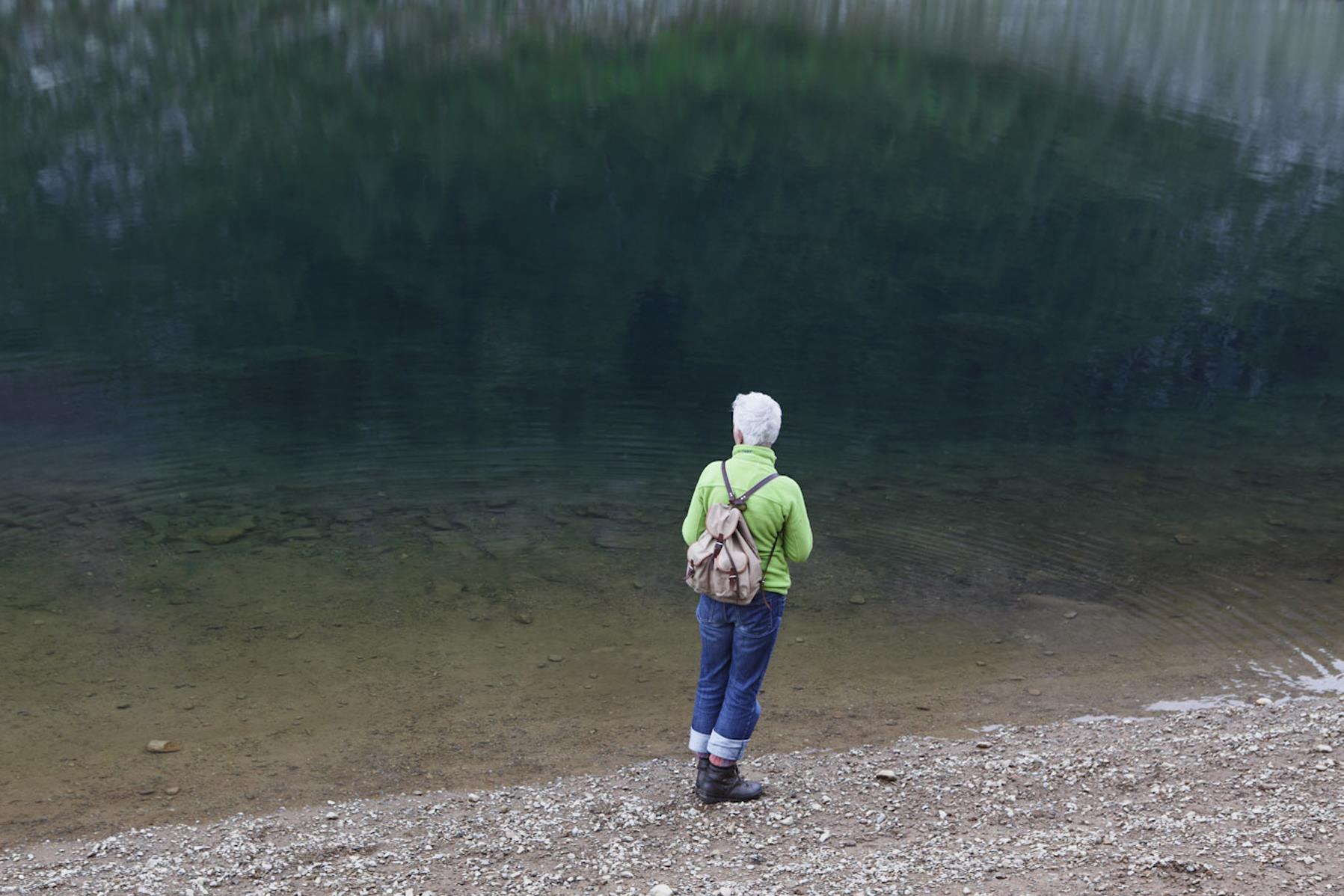 S. Pancrazio Stausee Reservoir