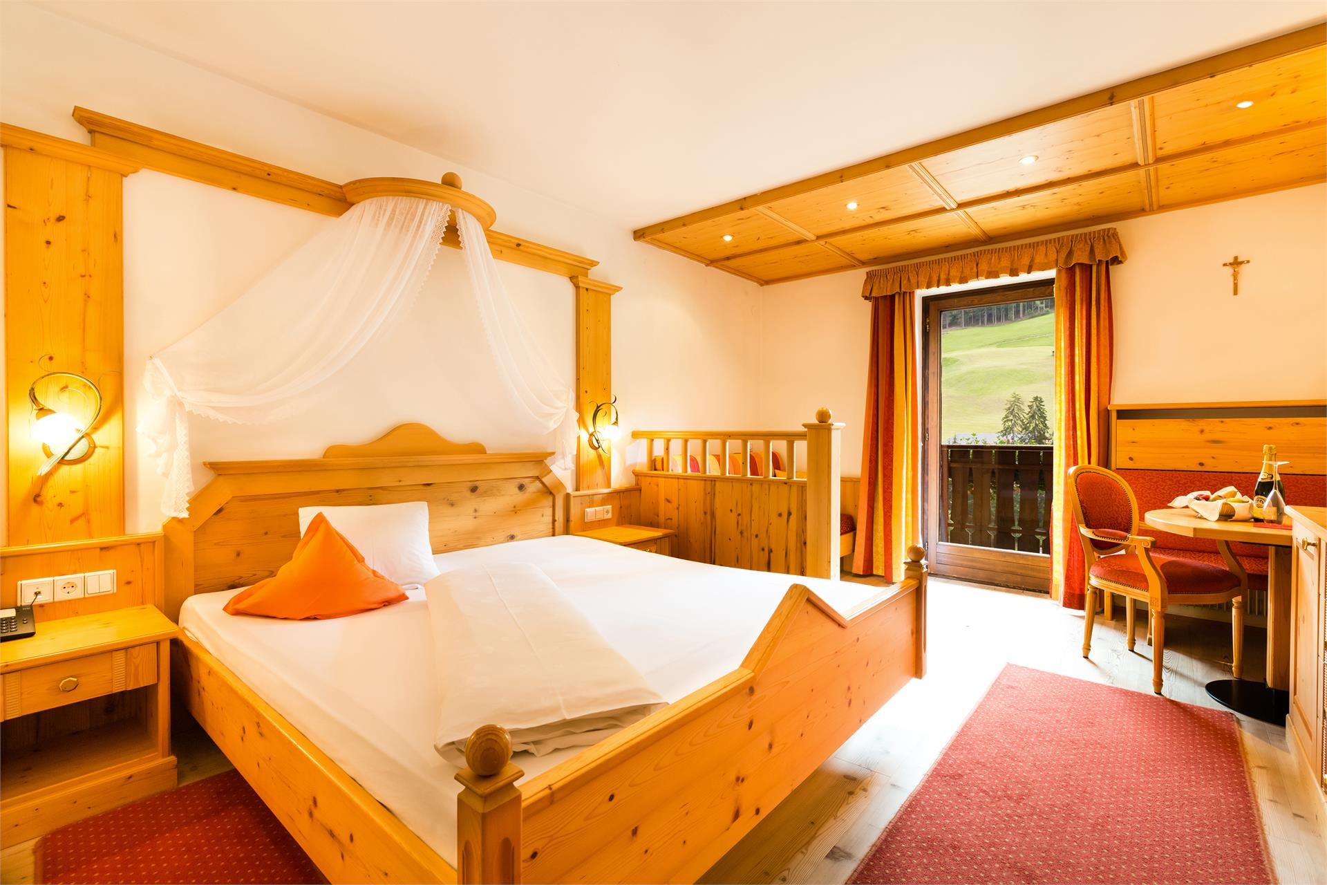 Camera doppia Berghotel Racines