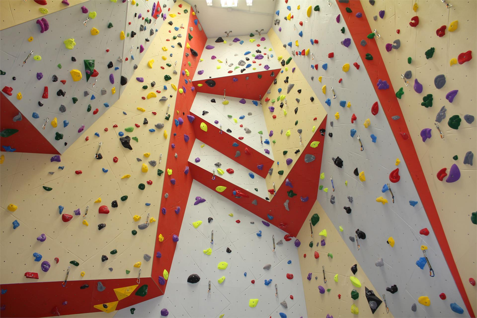 Kletterhalle Jenesien