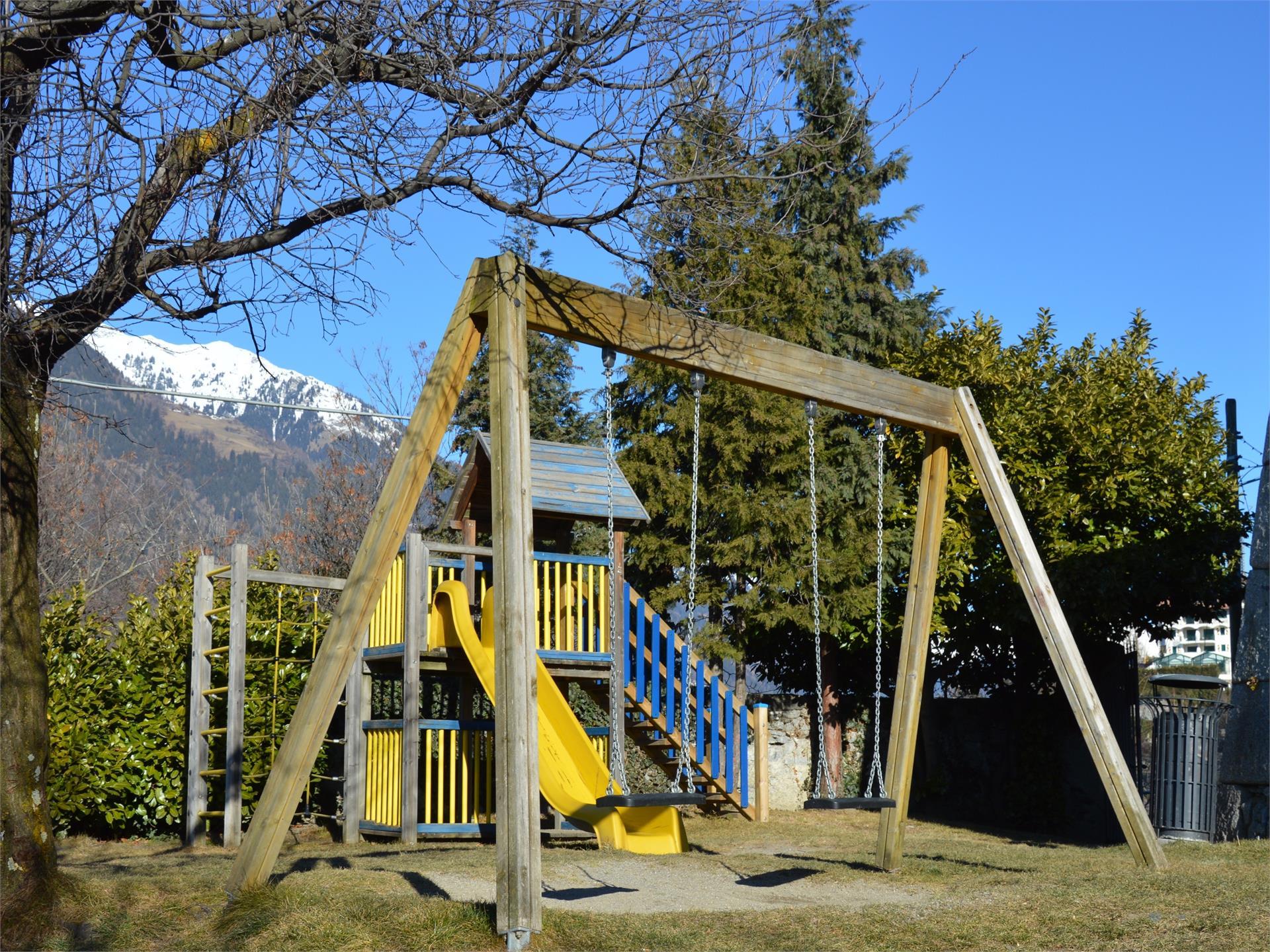 Kinderspielplatz im Rebenpark