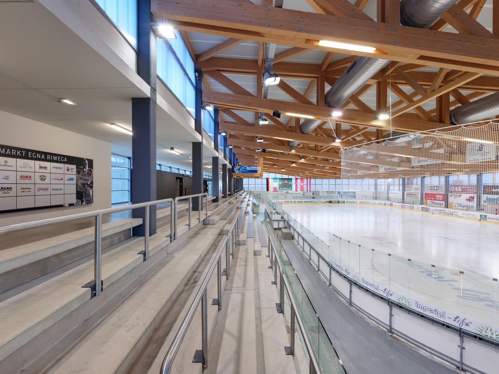 Ice rink Würtharena