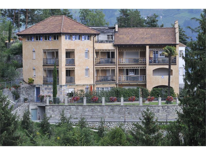 Ferienwohnungen Apartmenthaus am Waalweg