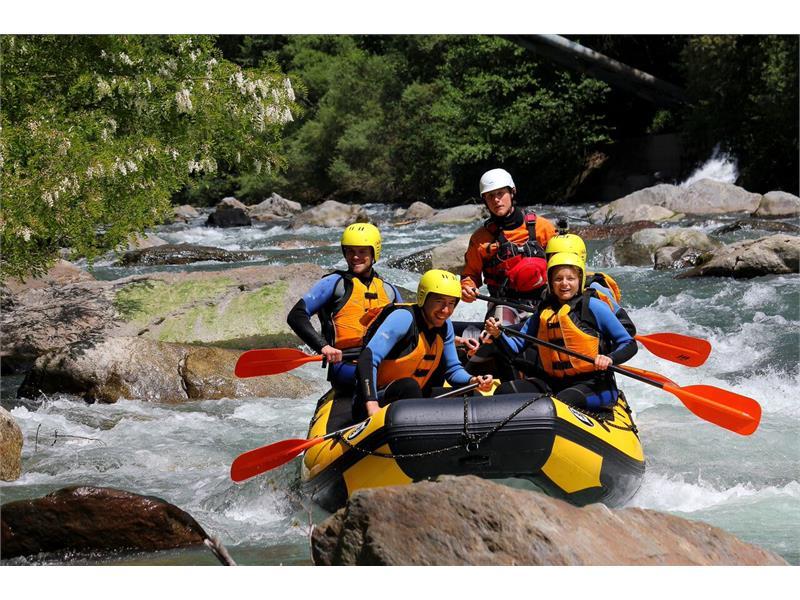 Südtirol Rafting Expeditions