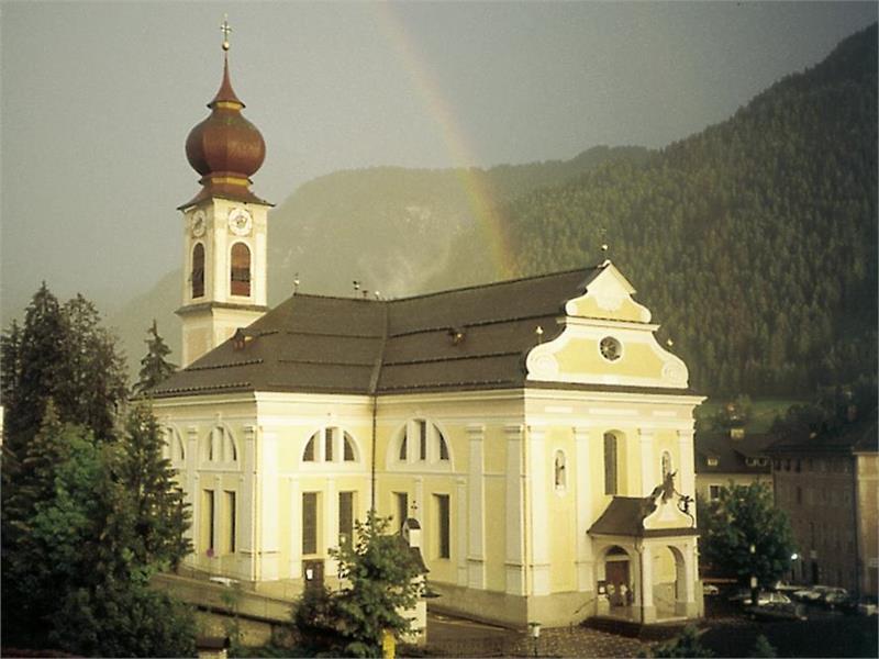 Ortisei Parish Church