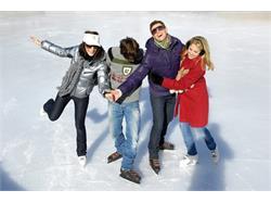 Pattinaggio su ghiaccio Center Sportivo Iman