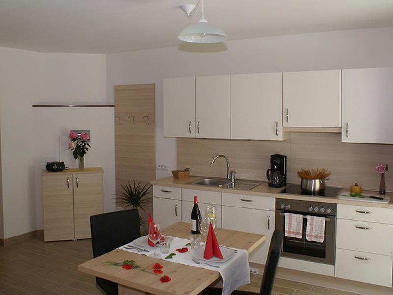 Küche Appartment