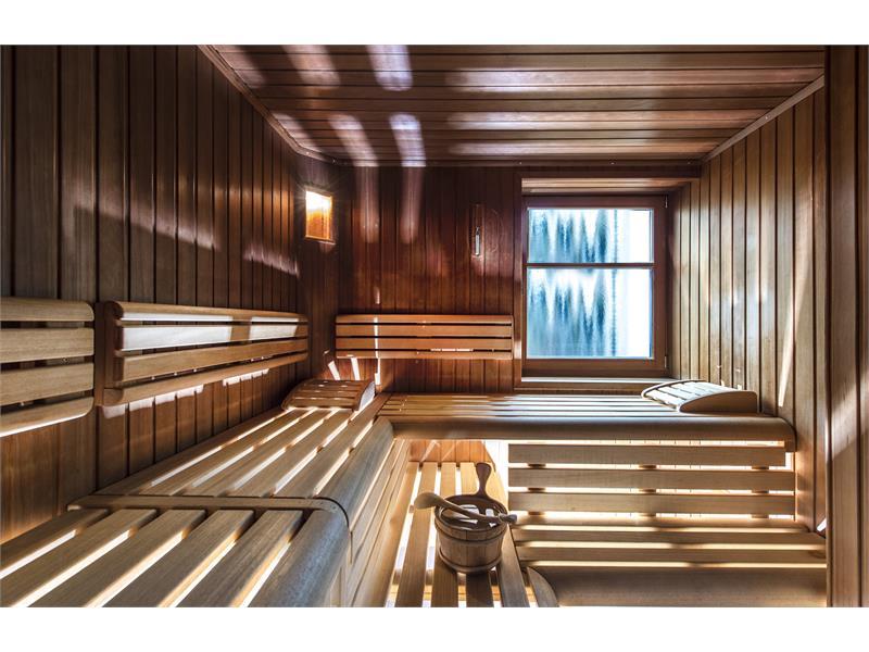 Sauna- Hotel St. Anton, Fié allo Sciliar