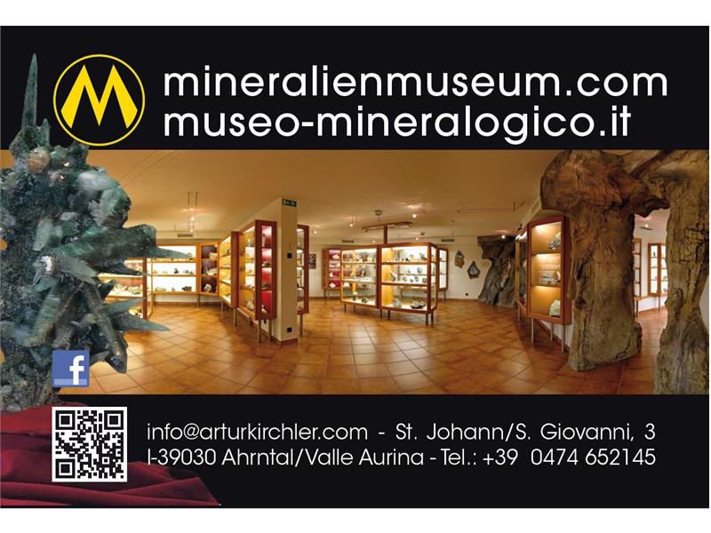 Logo Neu Mineralienmuseum Kirchler