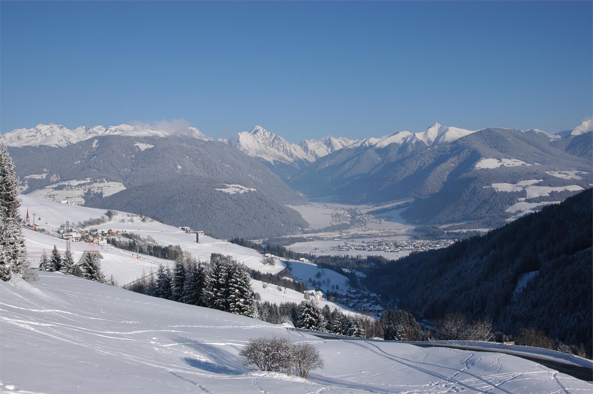 Passeggiata invernale Hotel Hubertus - Rifugio Festner