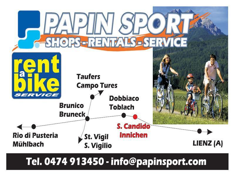 Papin Sport Bruneck St. Lorenzen/San Lorenzo