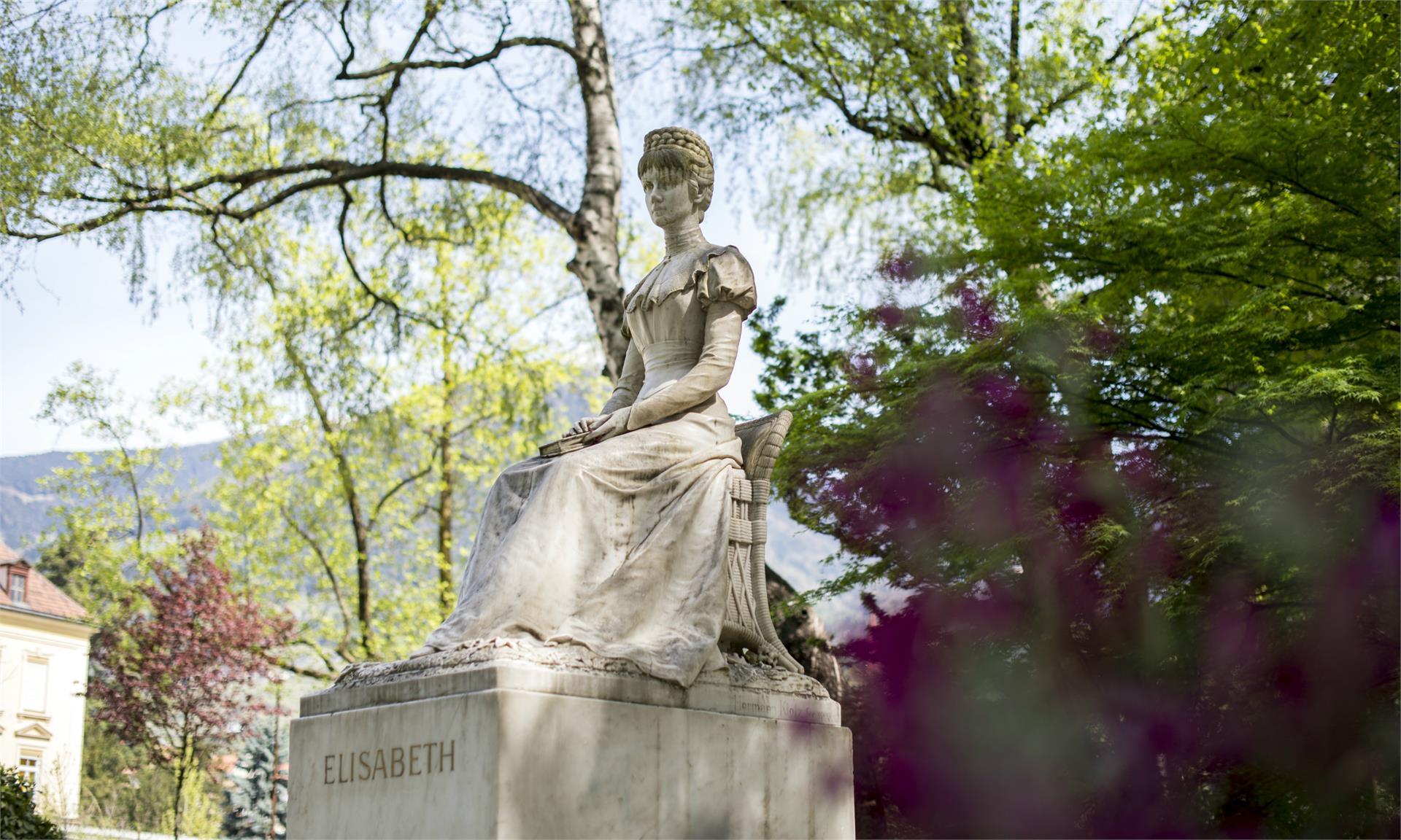 Kaiserin Elisabeth Denkmal Meran
