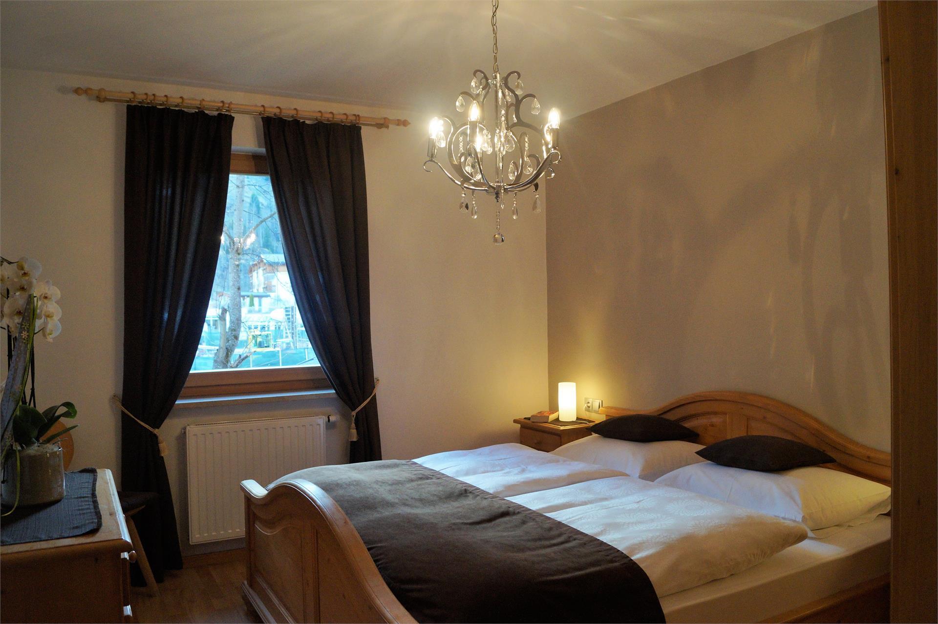 Schlafzimmer Appartement B