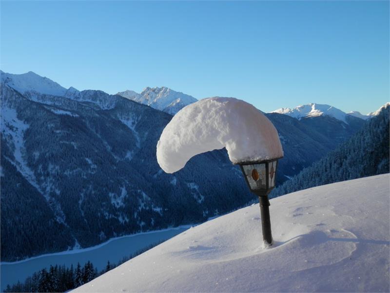 Winter auf Gigglhirn