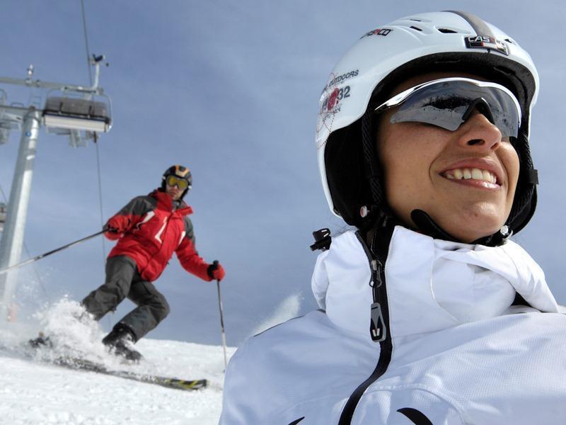 Skigebiet Reinswald, Sarntal, Ortlerskiarena, Südtirol