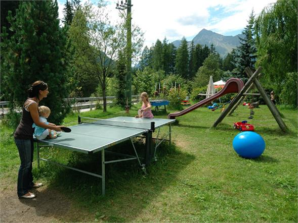 Pfitscherhof playground