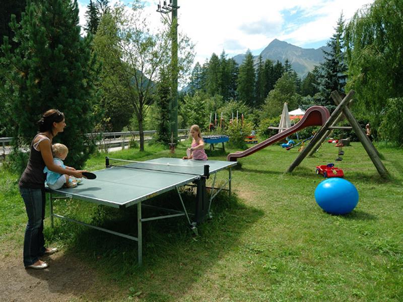 Pfitscherhof parco giochi