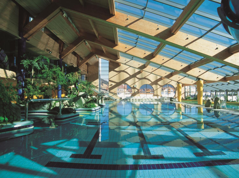 Indoor swimming pool Acquafun