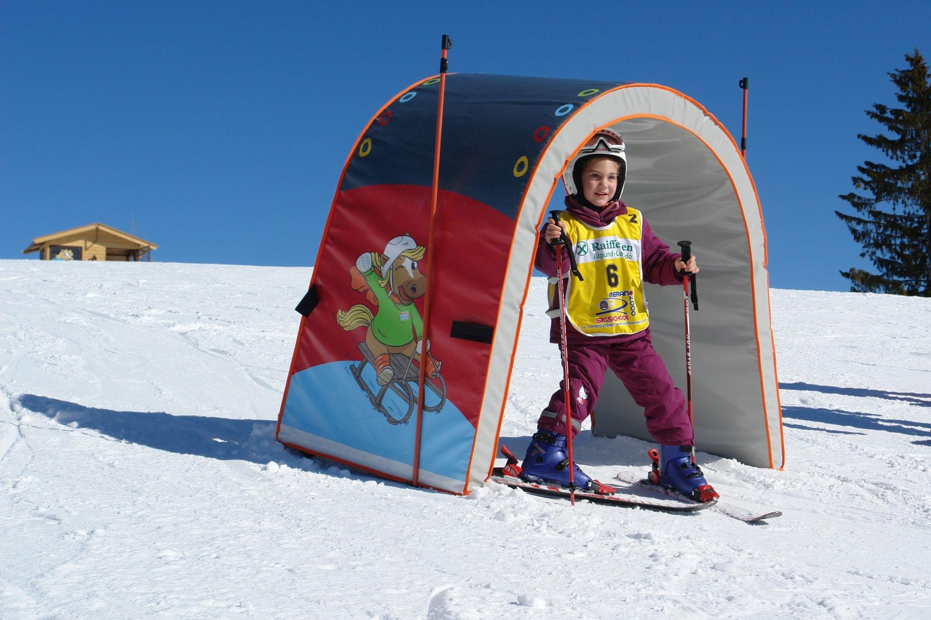 Outdoor Kids Camp im Winter