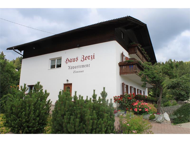 Casa Zorzi ad Avelengo