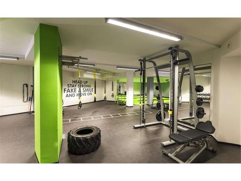 Functional Fitness Hall