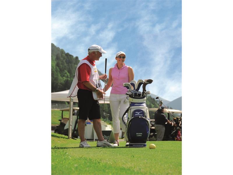 Golf nella Val Passiria