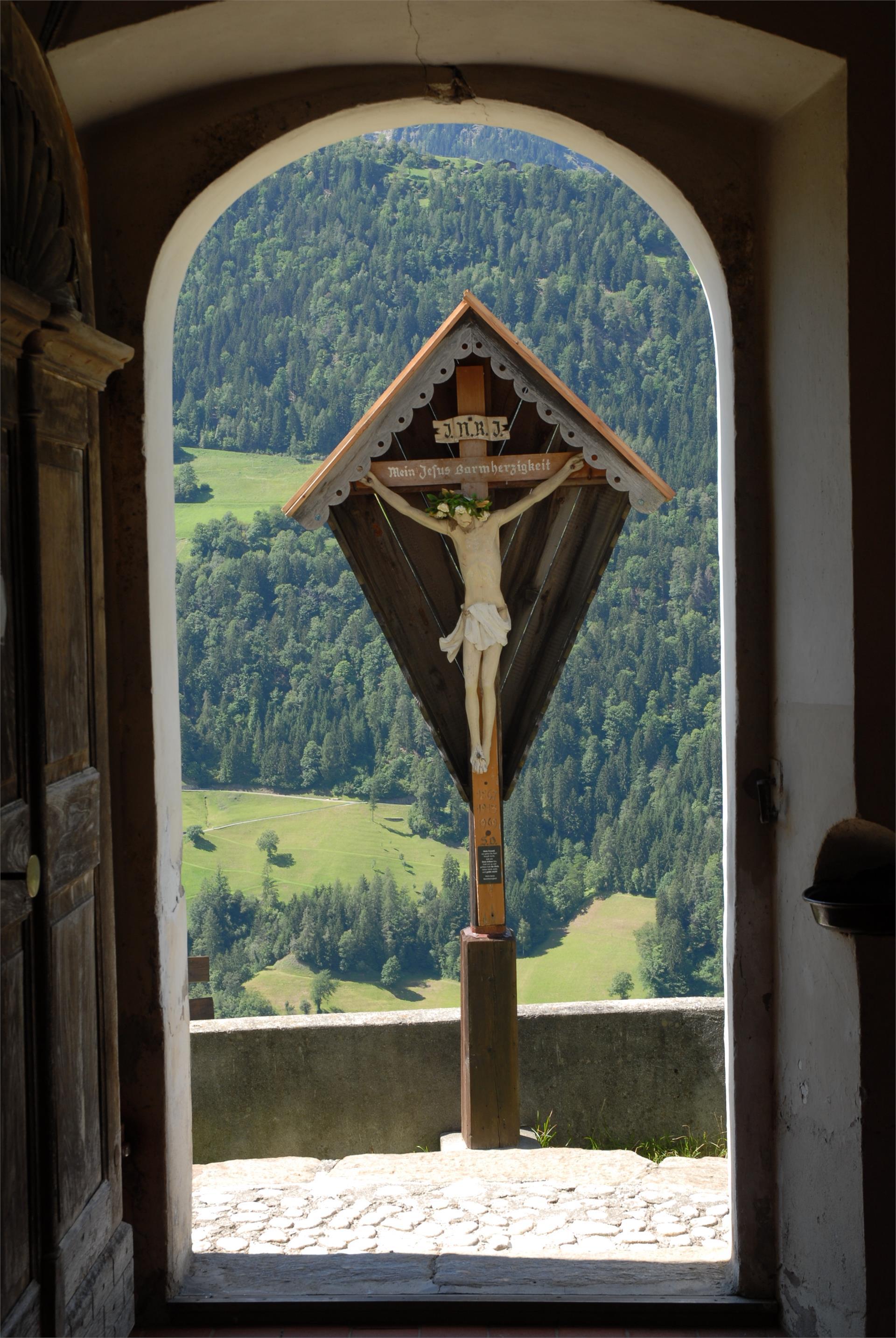 """Santuario """"Unsere liebe Frau"""" a Mora"""