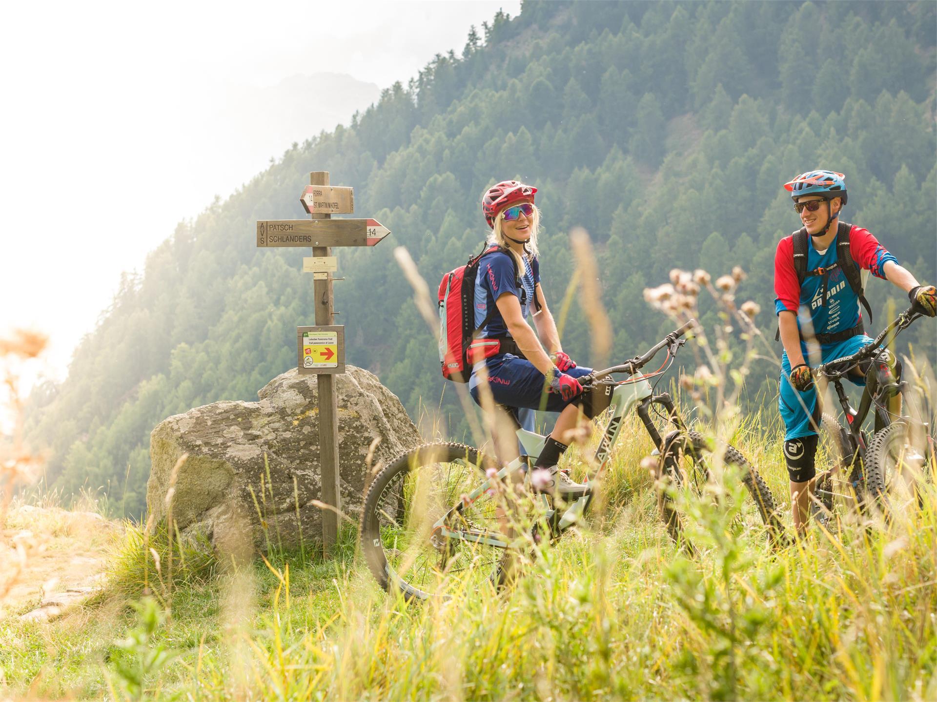 Schrottweg-Montesole-Trail