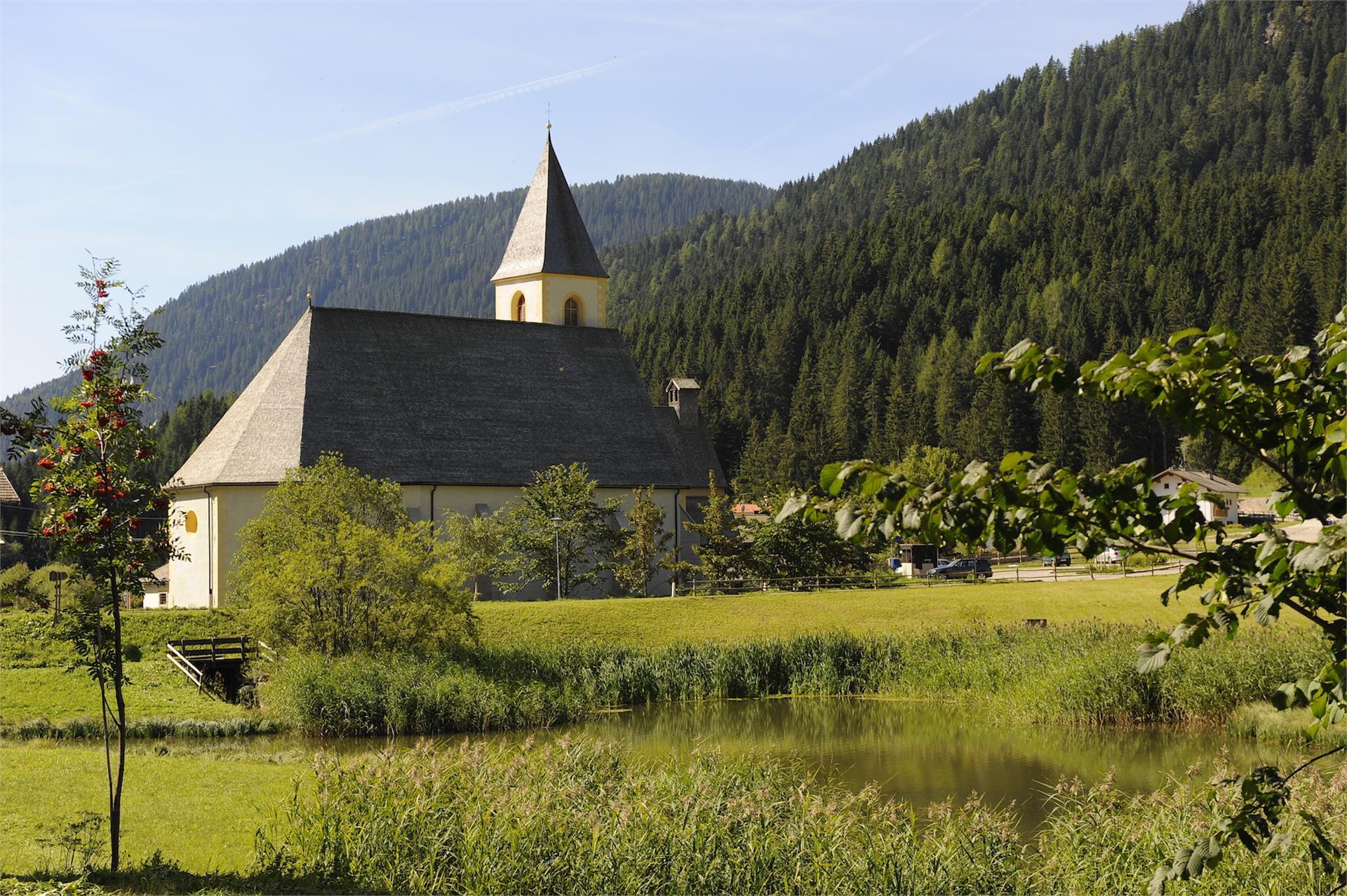 "Pilgrimage Church ""Unsere liebe Frau im Walde"""