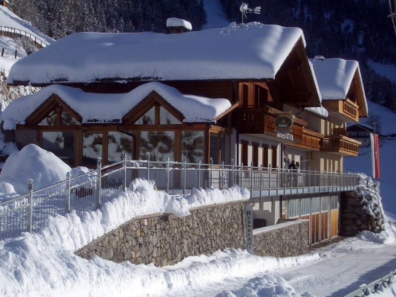 Winterwanderung - Roanerhof