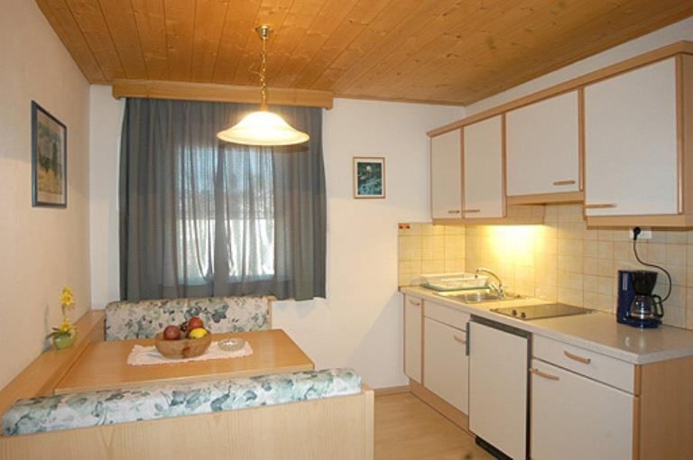 Kitchen apartment 4