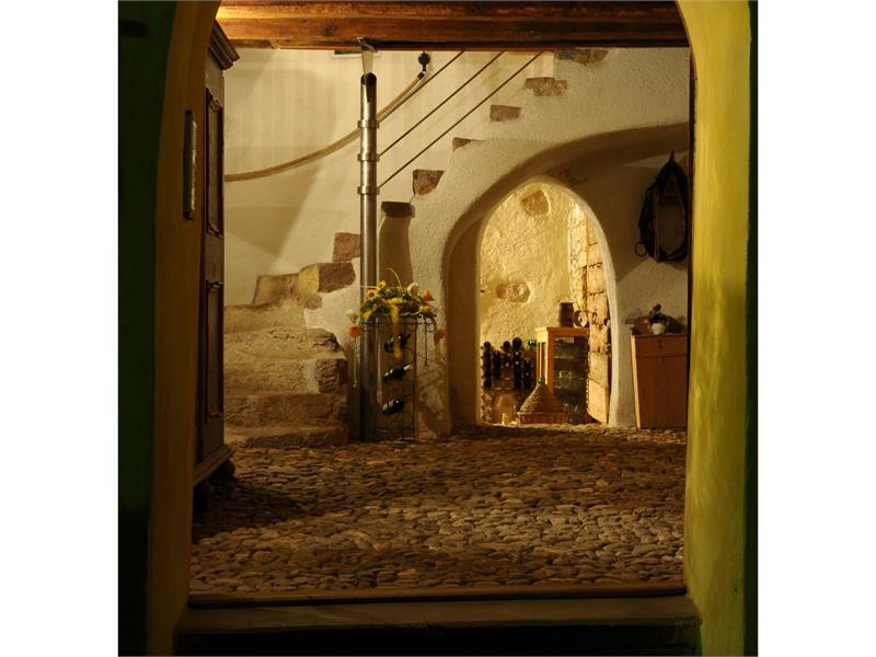 historischer Eingang des Ansitz Gurtenhofes