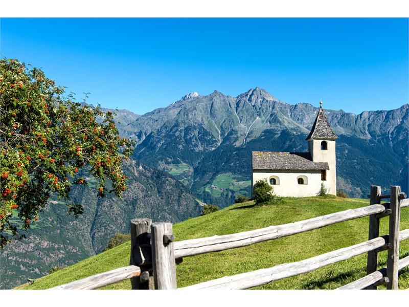 Aschbach - Naturnser Alm - Vigiljoch