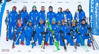 Ski Academy by Gianni Spiazzi