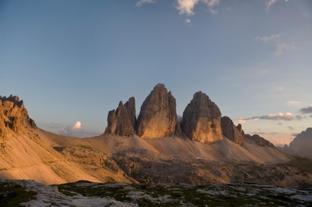 Alta Pusteria Alpine Ridgeway
