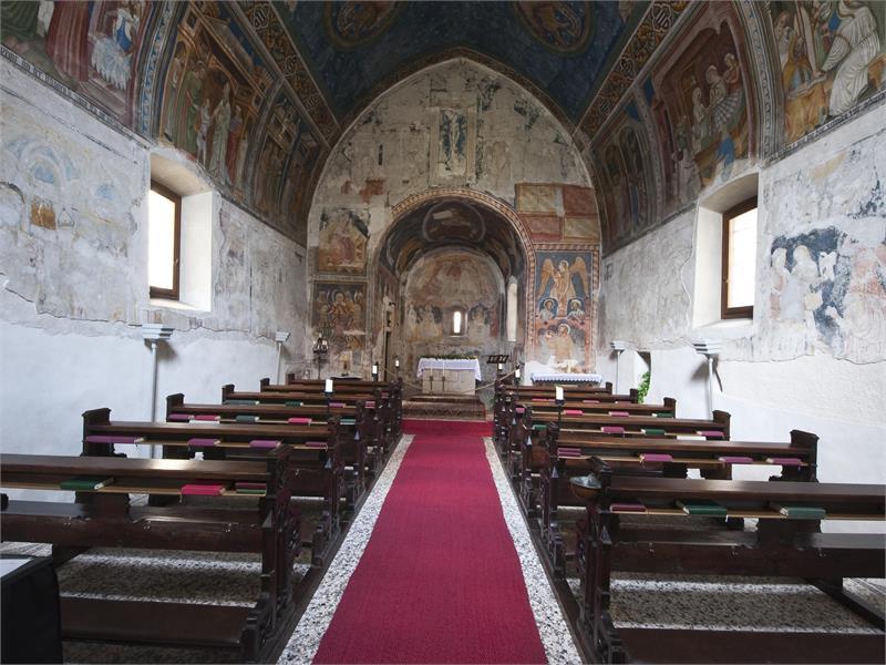 San Giovanni in Villa/St. Johann im Dorf